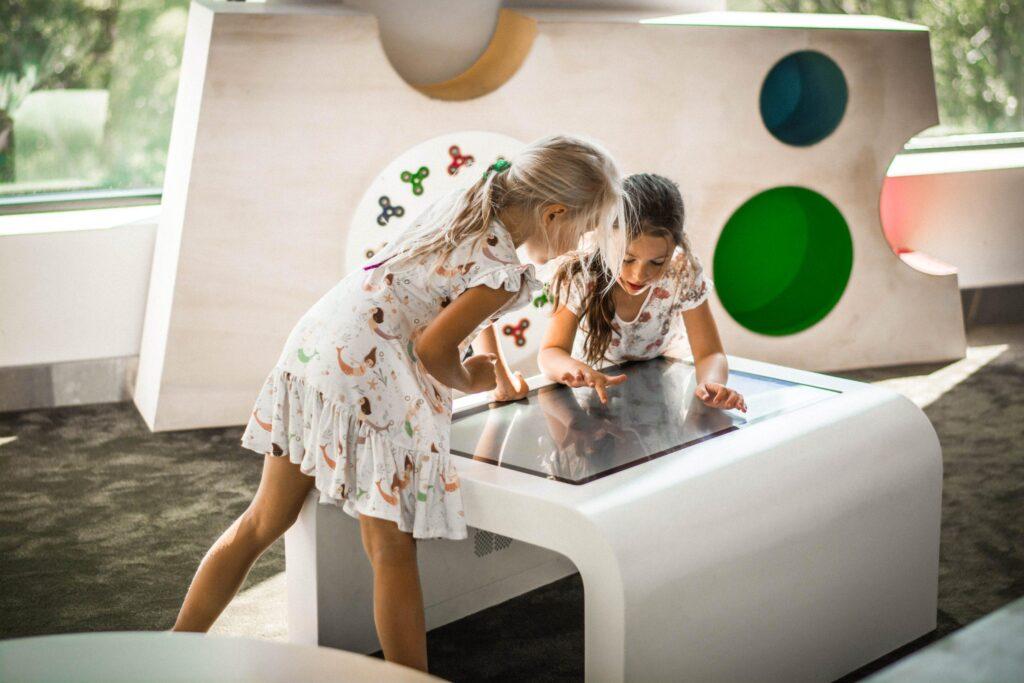 galeria młociny przyjazna dzieciom