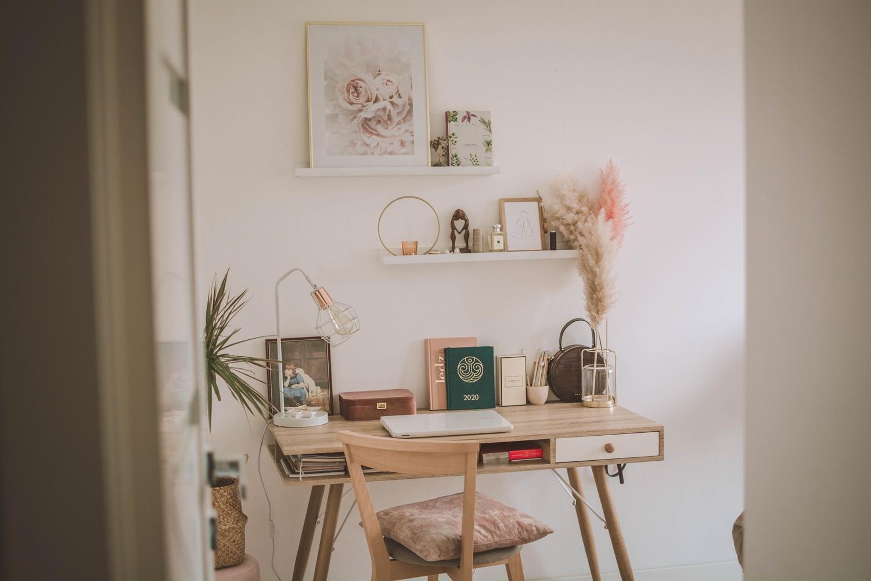 domowy kącik biurowy